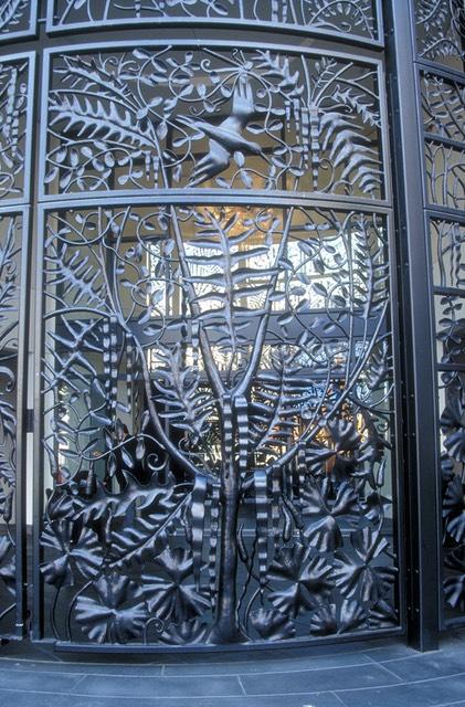 Rainforest Gate Whitesavage Lyle